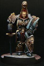 Kabuki lion el jonson