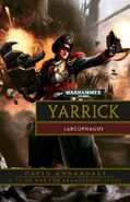 Novela Yarrick Sarcophagus