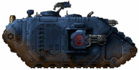 Land Raider Redentor PC