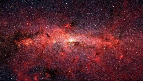 Milky Way Galaxia Vía Láctea Wikihammer