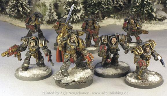 Guardia del lobo herejía de horus lobos espaciales 394324 wikihammer