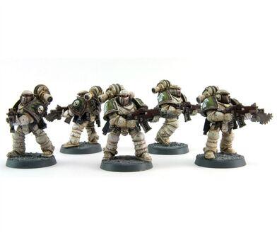 Pre herejia guardia de la muerte MKII