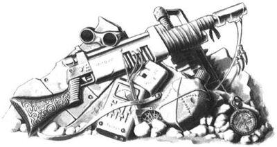 Arma Mutantes Gorkamorka