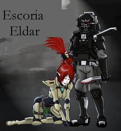 Ecoria Eldar-relato