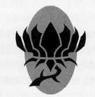 Emblema Loto Cortante