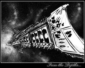 Nave Flota Imperial Salto Disforme Wikihammer