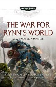 Novela The War of Rynn's World