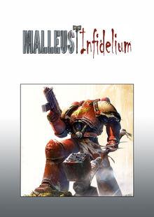 Portada 1ª ed. Malleus Infidelium Fanon