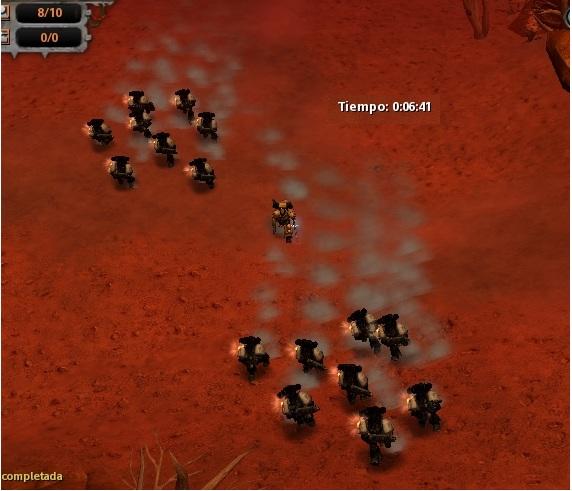 6 ¡Pero también Templarios Negros!