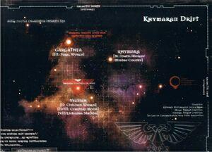 Aglomeracion de Khymaran