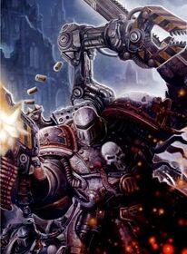 Caos guerreros de hierro kalkator