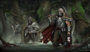Dominik-kasprzycki-venusian-rangers-a-heretic-hunt-in-venusian-jungle