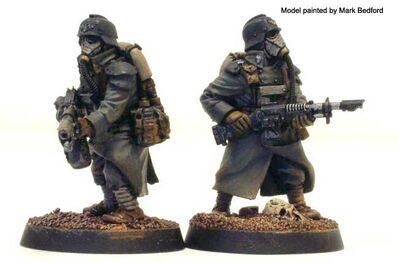 Soldados de Krieg