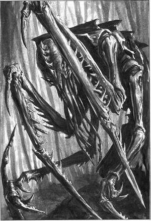 Tiranidos Muerte silenciosa