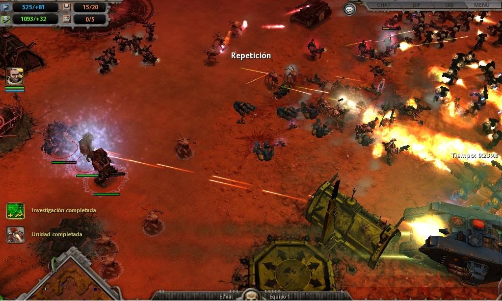 71 Llegan Arrasadores, las defensas flaquean pero los traidores luchan hasta el último hombre.