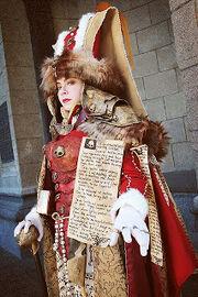 Queen Lachryma III 3