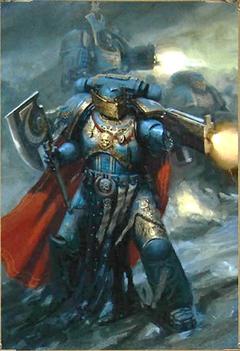 Guardia de Honor Marines Espaciales Warhammer 40k Wikihammer