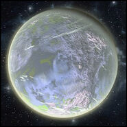 Planeta Fenksworld