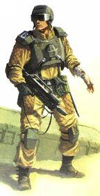 Soldado elysiano