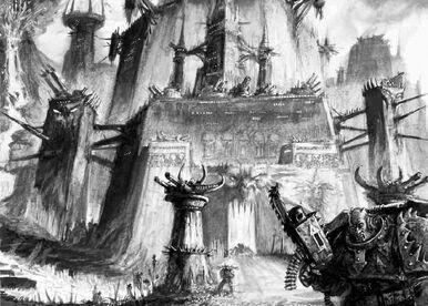 Caos ciudadela legion