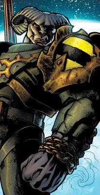 Caos guerreros de hierro beoth