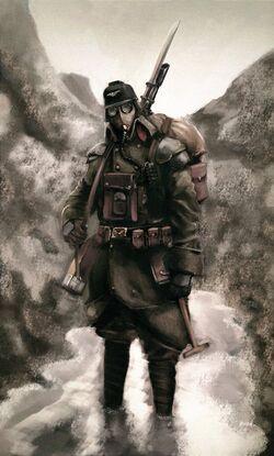 Krieg Korps Guardia Imperial Warhammer 40000