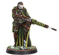 Asesino Vindicare Inquisitor miniatura