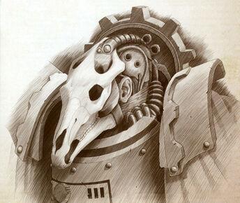 Caos Mechanicus oscuro Archimagos Draykavac