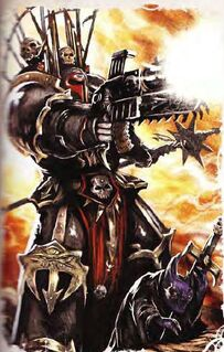 Caos legion negra marine del caos 01