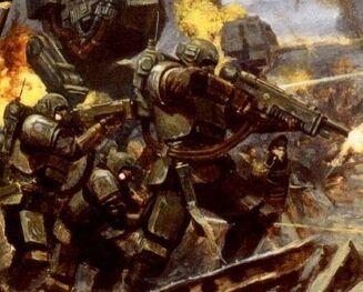 Karskin Cadia Guardia Imperial Warhammer 40k Wikihammer