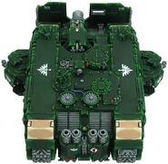 Land Raider Ares 5