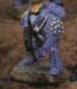 Marine Táctico Guerreros del Arco Iris 1ª Edición miniatura