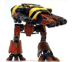 Titan warhound (2)