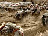 Motocicleta (Marines Espaciales)