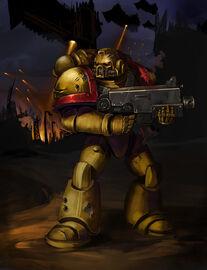Marine puños imperiales (2)