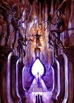 Portal telaraña eldar 2