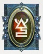 Simbolo eldar runa fuegan y dragones llameantes