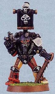 Grifos Aullantes Capellan Rogue Trader Marines Espaciales Astartes Wikihammer