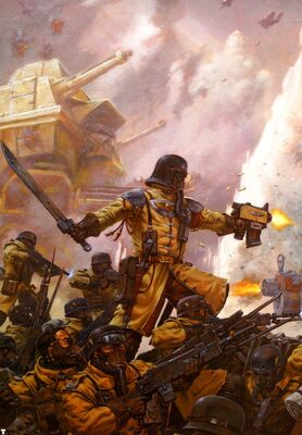 Guardia imperial Legión de acero