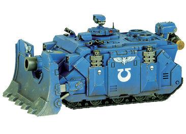 Mini tanque Vindicator con cañon Demolisher