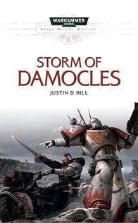 Novela storm of damocles