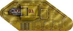 Desierto camuflaje Guardia Imperial