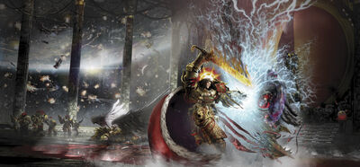Emperador contra horus