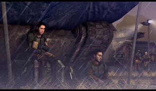 Guardias imperiales de cadia