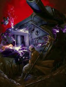 Psiquico batalla vs tanque wikihammer
