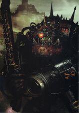 Sproket mekanico orko ork warhammer 40k wikihammer