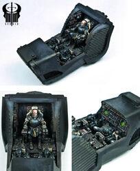 Control de un titan warhound