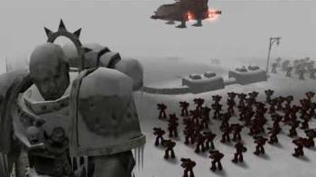 Dark crusade marines