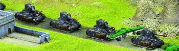 Ragnaroks Krieg Guardia Imperial Epic diorama