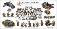Compañia Escorpiones Rojos
